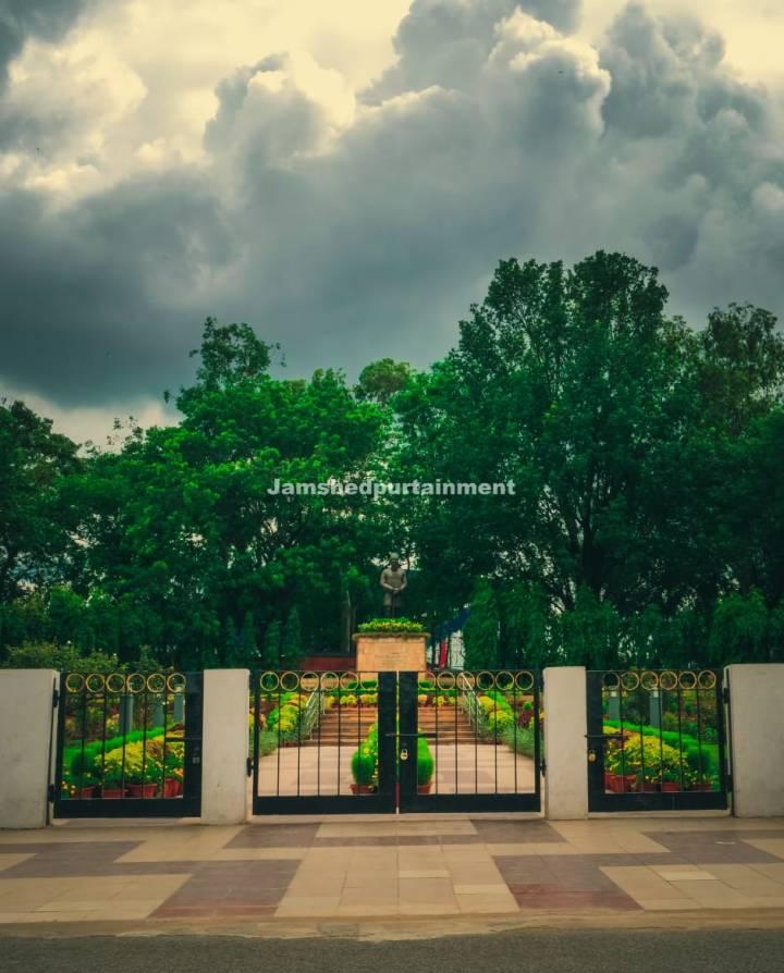 Parks of Jamshedpur; Jubilee Park, Jamshedpur Parks, Green City, Steel City, Tata Steel, Tata City