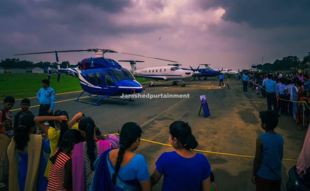 AiR-Show at Jamshedpur